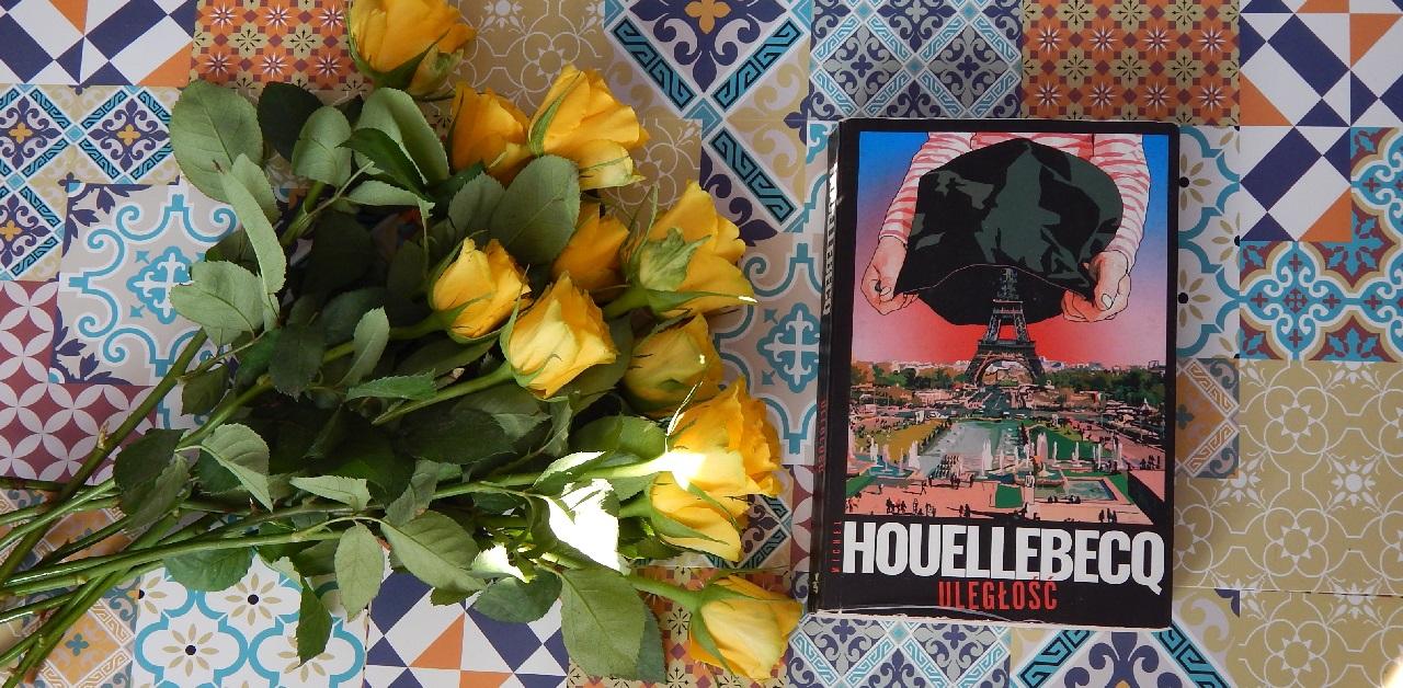 Houellebecq, Uleglość_recenzja_novelka