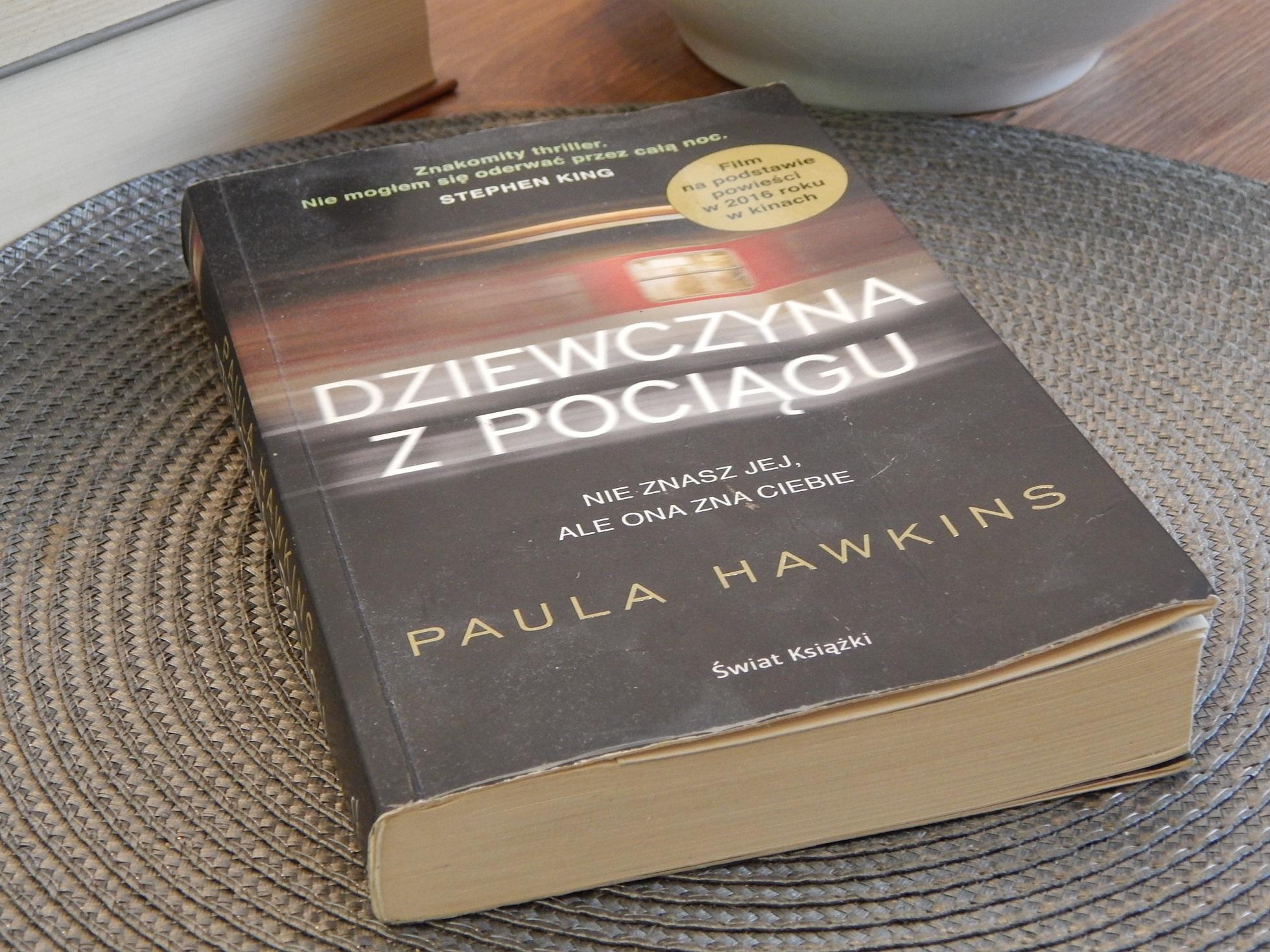 Paula Hawkins, Dziewczyna z pociągu