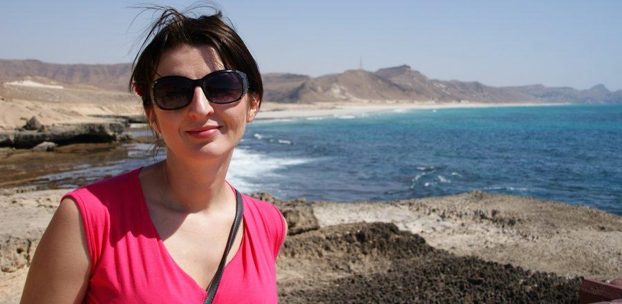 Oman. Oszczędzanie by podróżować