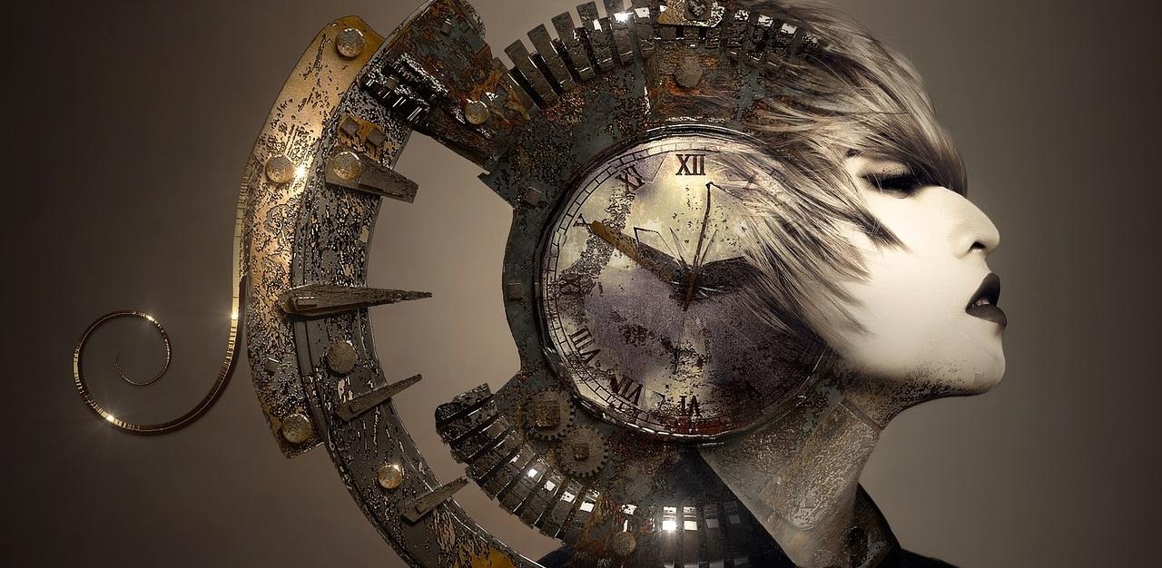 Opowiadanie, Powiązany, Awaria, Zegar, czas